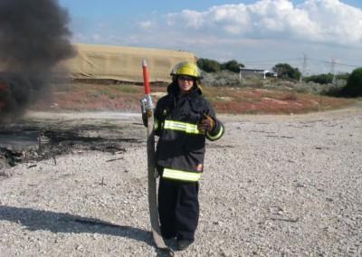 קורס כיבוי שריפות